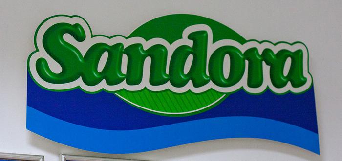Николаевская Sandora стала вторым самым дорогим брендом в Украине