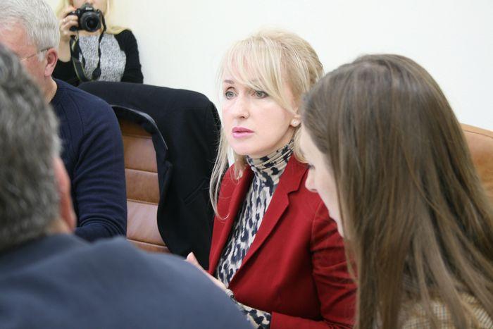 ЕБРР согласился нас поддерживать, - Казакова
