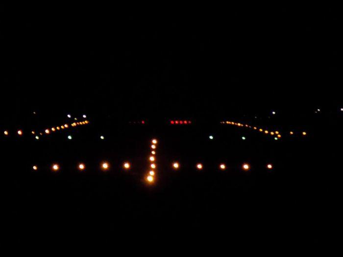 В Николаевском аэропорту восстановили светосигнальное оборудование (ФОТО)