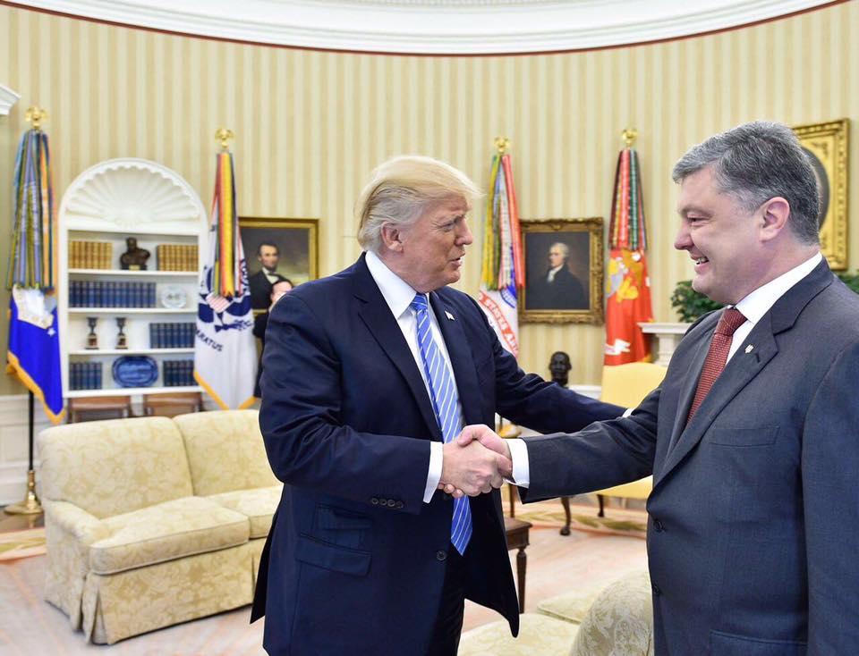 Украина получит летальное оборонное оружие из США
