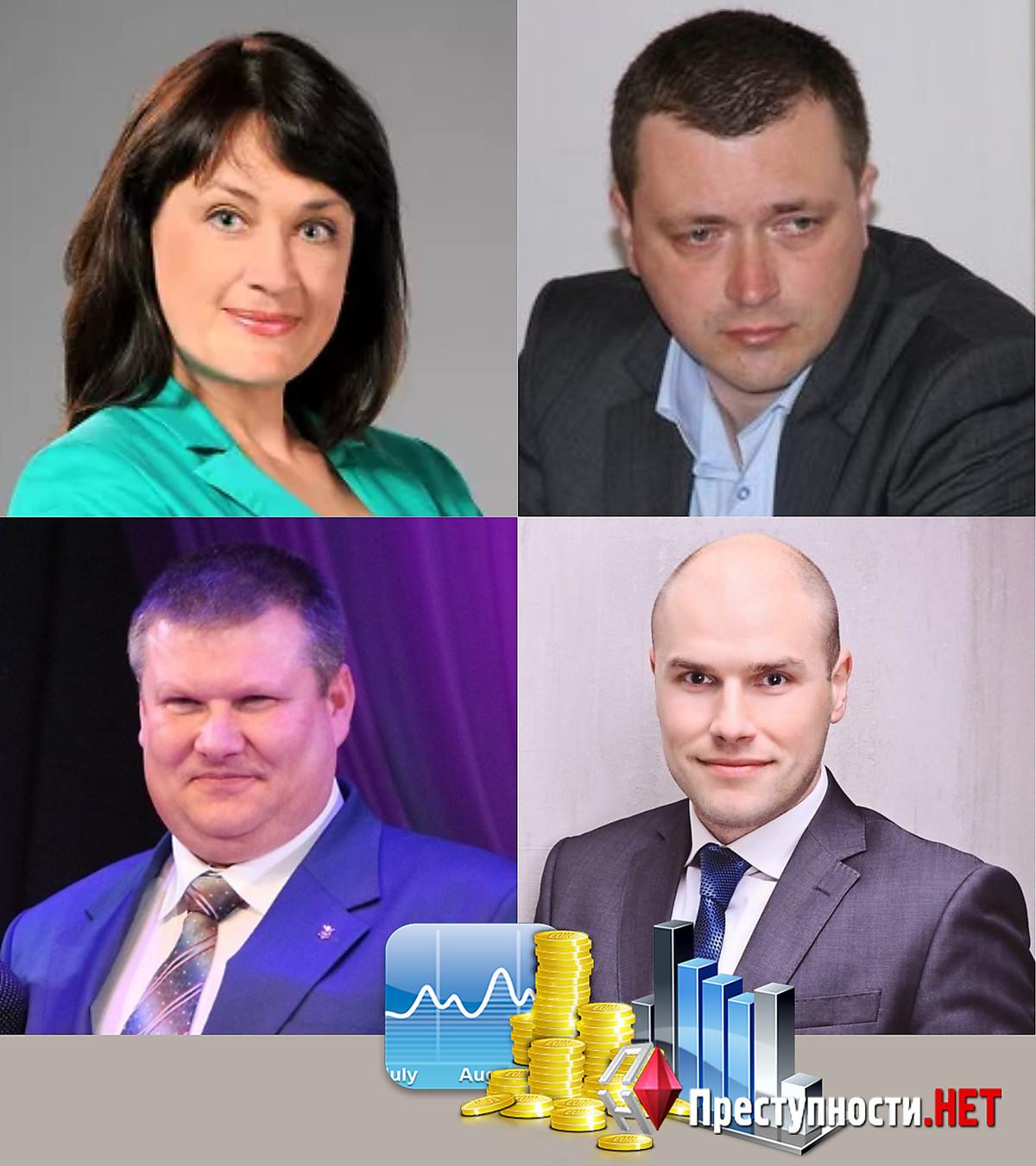 ТОП-10 подрядчиков-фаворитов администраций районов Николаева в 2017 году