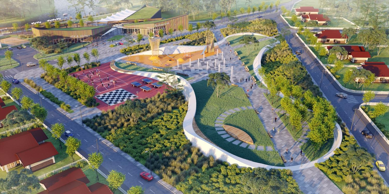 Фирма с двумя работниками будет проектировать реконструкцию Флотского бульвара и Парка Победы за 3,5 миллиона