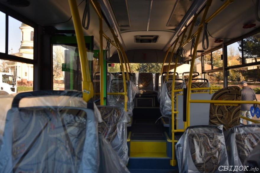 В Николаеве скоро появится 23 новых муниципальных автобуса