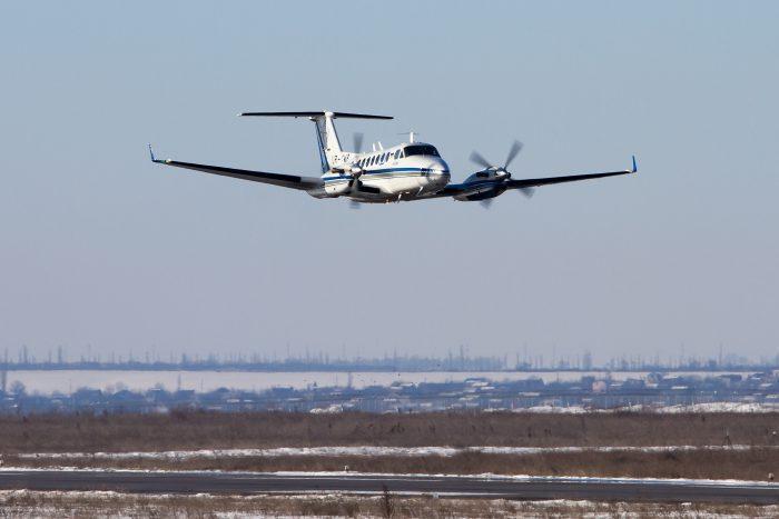 Барна анонсировал запуск Николаевского аэропорта