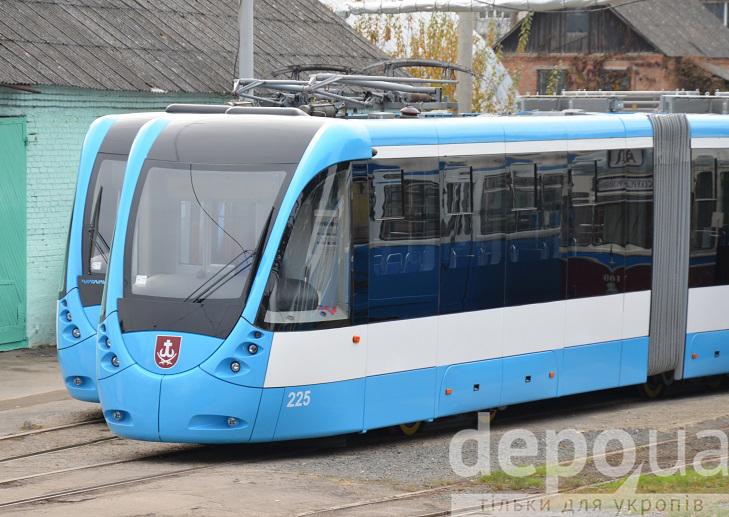 Як у Вінниці роблять власні трамваї з дизайном від тюнингувальників
