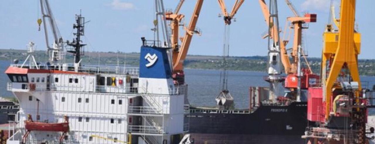 Николаевская «Ника-Тера» вошла в тройку лидеров среди частных портов Украины