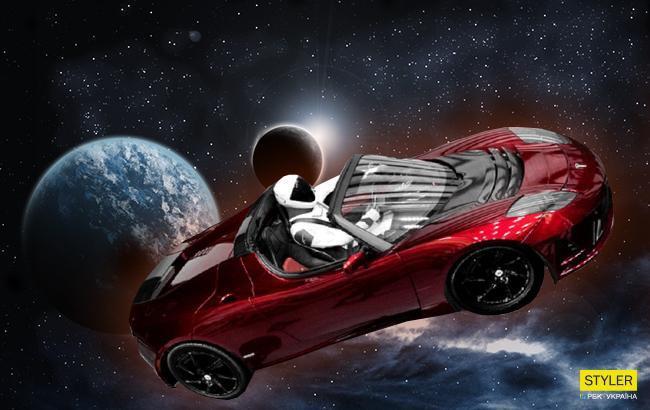 Запущенное к Марсу авто Tesla зарегистрировали в базе NASA как космический корабль