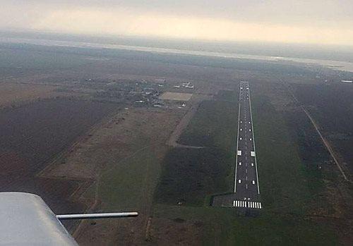 КП «Николаевский международный аэропорт» готовятся к получению сертификата аэродрома
