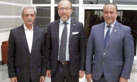 Члени ірансько-української тпп переобрали президента