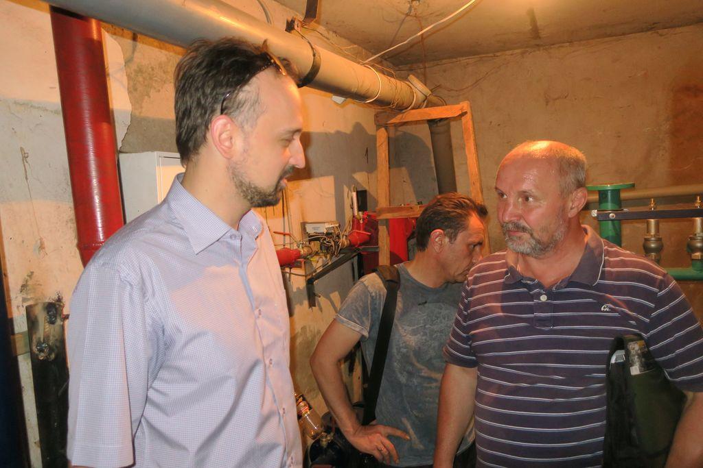 Марафон житлових проектів «Теплий Миколаїв»: ОСББ «Центральний 8А»