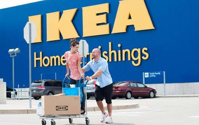 IKEA приняла решение о сотрудничестве с Украиной