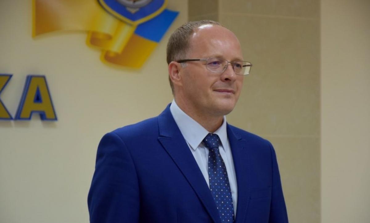 Барна ворвался на брифинг главы Николаевского облсовета из-за обвинений в некомпетентности