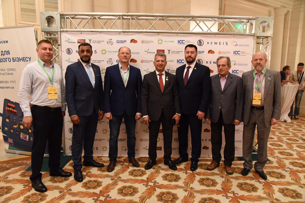Николаевская делегация приняла участие в международном экономическом форуме в Киеве