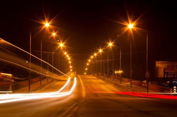 Больше миллиона потратят на освещение улиц в Корабельном районе за два месяца