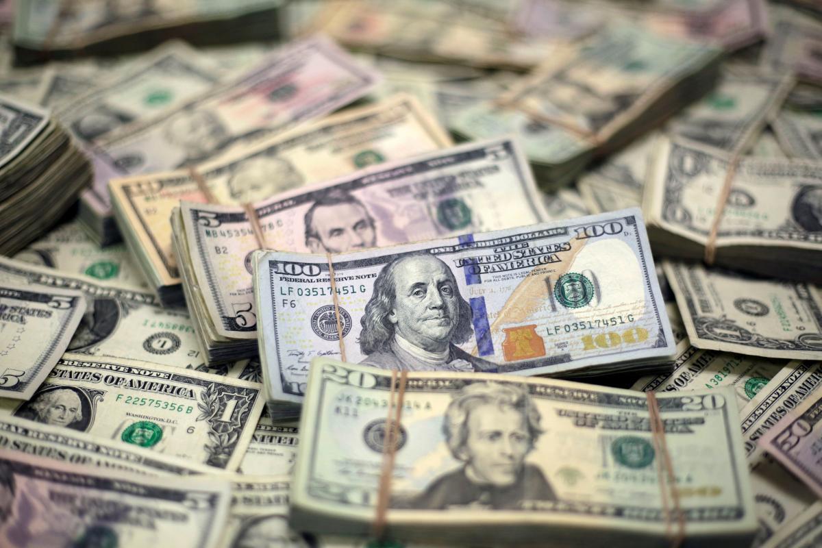 Украине в 2020 году предстоит выплатить $9 миллиардов валютных долгов