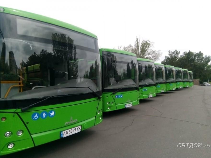 В Николаеве хотят приобрести еще 30 автобусов и запустить их в отдаленные районы