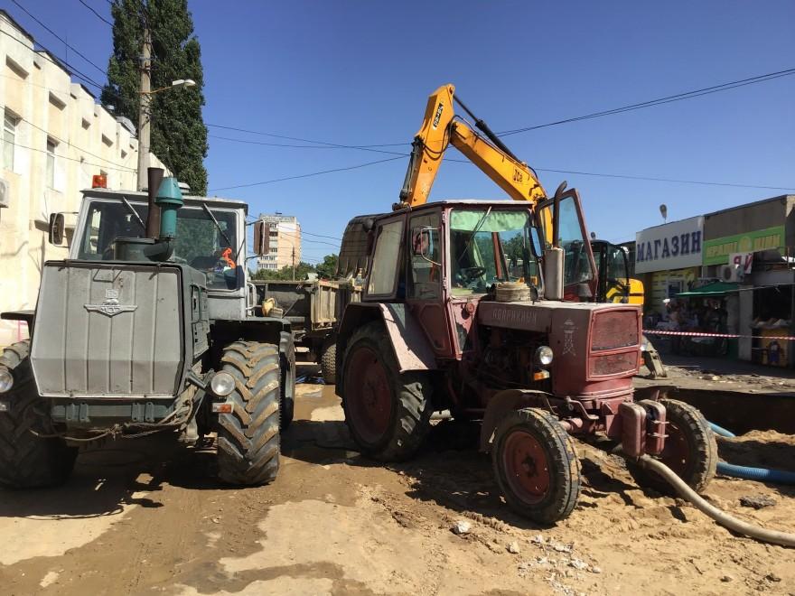 «Николаевводоканалу» нужно более 1 млрд гривен на ремонт критически аварийных объектов