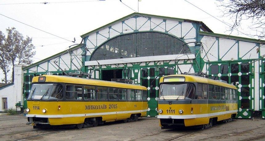 «Николаевэлектротранс» после повышения цены проезда до 5 грн просит еще 20 млн из бюджета