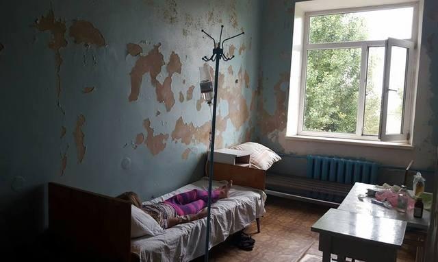 В Николаеве на ремонт палат больницы №4 просят 100 тыс. грн.