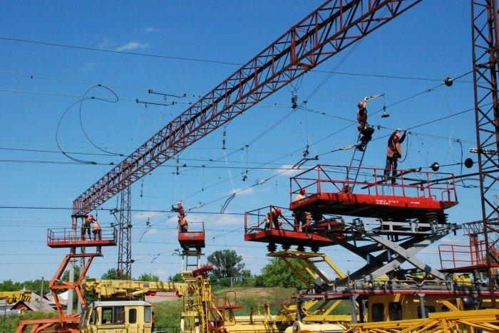 Рада поддержала электрификацию железнодорожного направления в Николаев