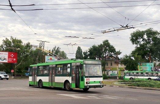 Строительство троллейбусной линии в Корабельном районе может стоить 200 миллионов