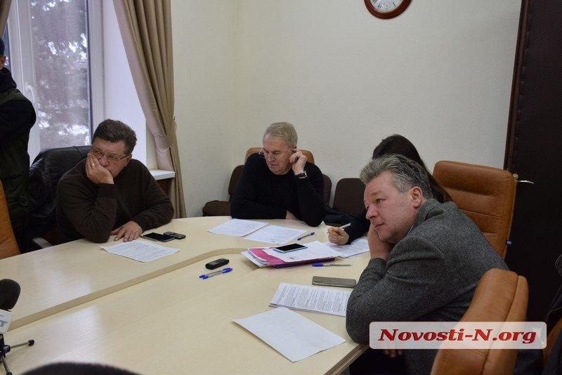 В Николаеве пока не согласовали «фантастическую» программу «борьбы с мусором» за 61 млн