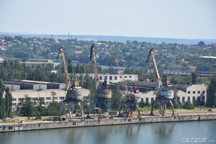 Большую часть территории Николаевского судостроительного завода намерены выставит на продажу