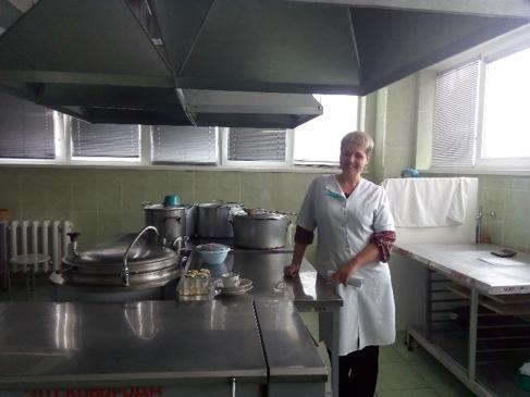 Практически все пищеблоки николаевских школ и детсадов работают на устаревшем оборудовании
