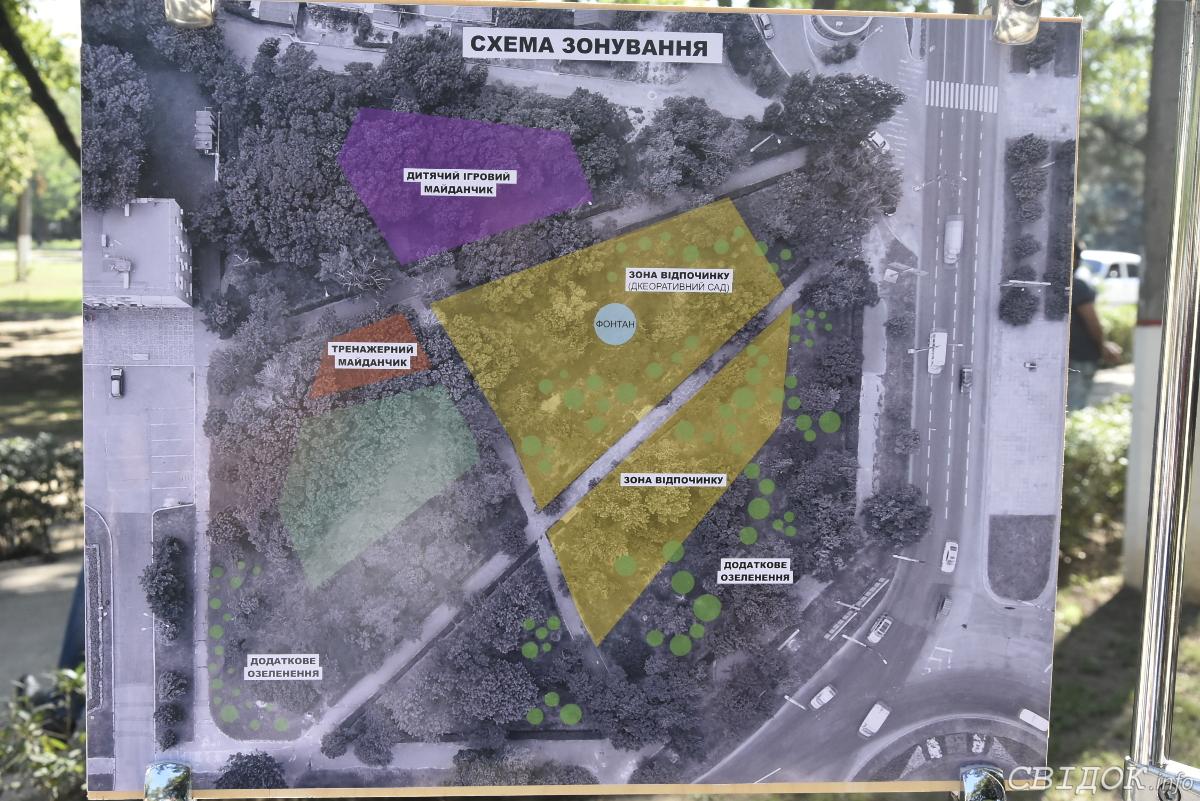 Одесская фирма, которая занималась реконструкцией Соборной, победила в аукционе на ремонт сквера Коренюгина в Николаеве за ₴12 миллионов