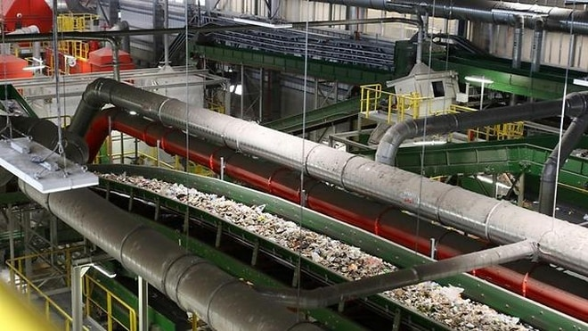 В Израиле открыли завод по производству топлива из мусора