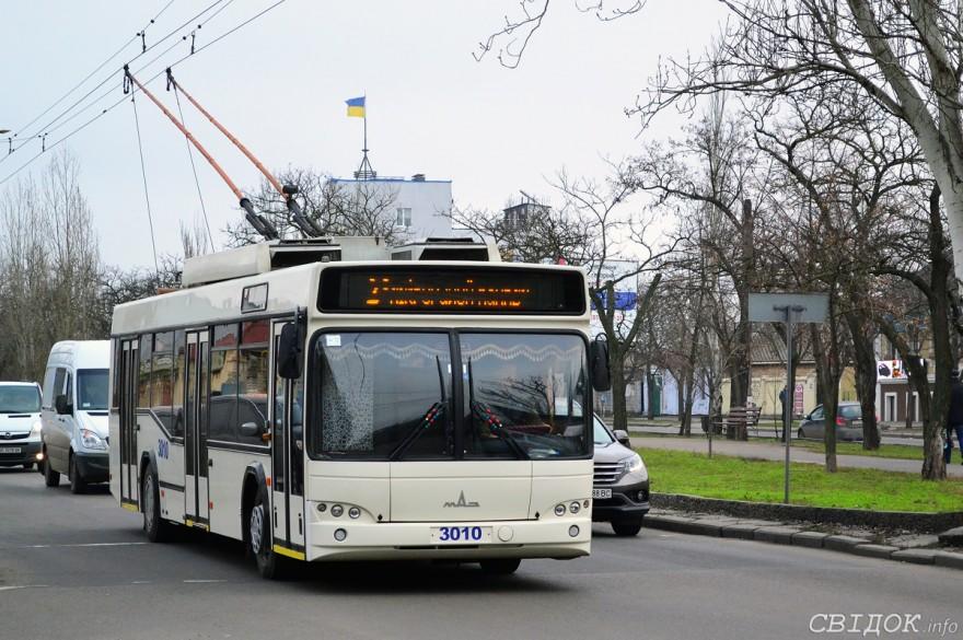 В «Николаевэлектротранс» просят не мешать работе предприятия
