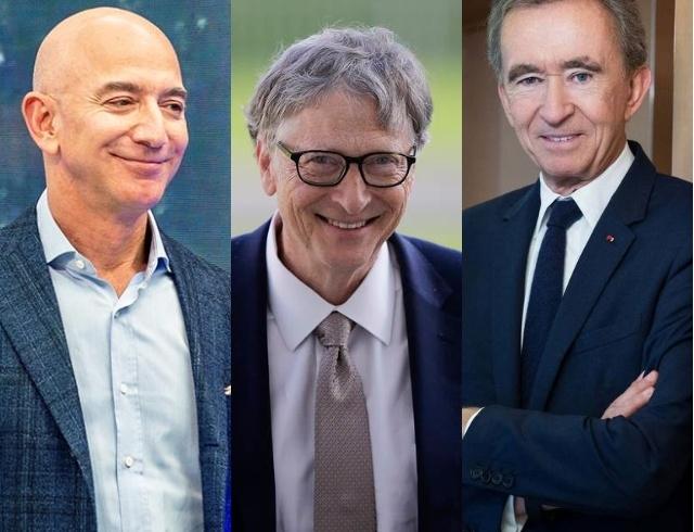 Forbes обновил рейтинг богатейших людей мира