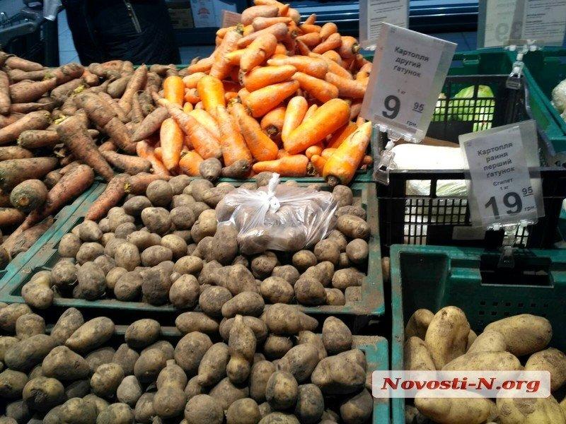Продукты в Николаеве продолжают дорожать