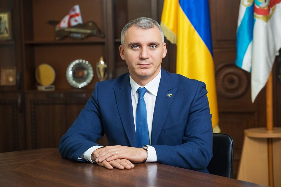 Мэр Николаева провёл опрос в соцсетях