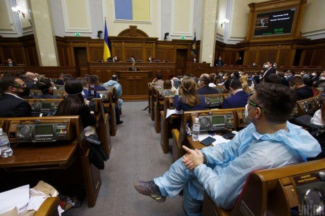 В Раде планируют ввести сбор за вылет из Украины пассажиров