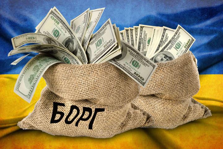 Долги Украины в 2020 году могут вырасти на 653 млрд грн