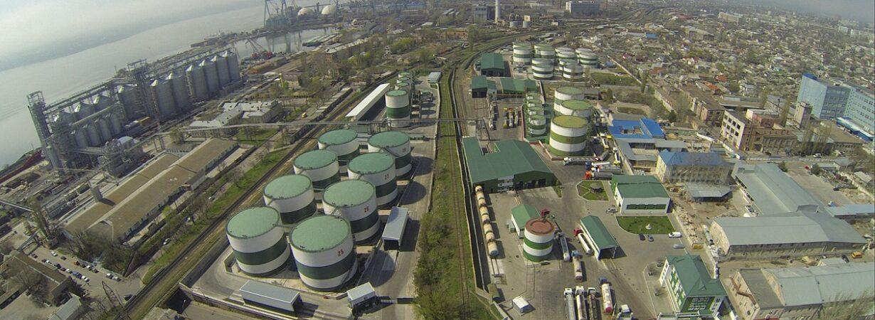 Glencore завершила покупку терминала «Эвери» в Николаеве
