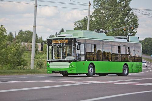 Мэрия выбрала фирму, которая за 47,1 млн грн построит троллейбусную линию в Корабельный район