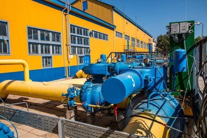 Украина сократила прокачку газа в страны ЕС и Молдову почти вдвое