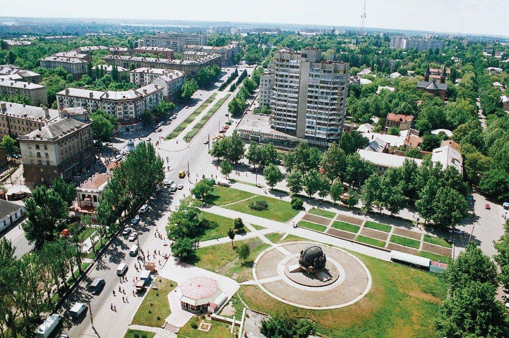 В Николаеве намерены реконструировать проспект Центральный — сумма работ не называется
