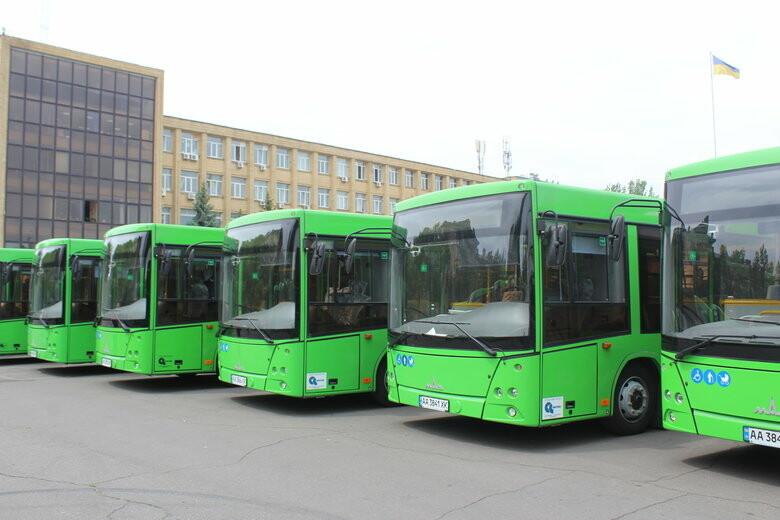 Минфин подписал кредитный договор на покупку 50 автобусов для Николаева