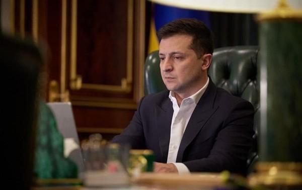 Зеленский заявил, что не позволит сделать Китай держателем акций Мотор Сичи