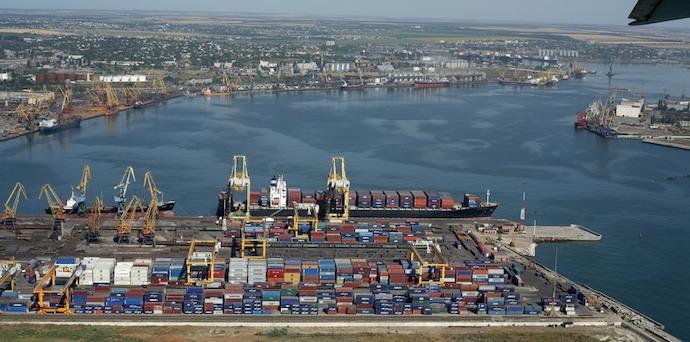 Украина и Катар продвинулись в передаче морпорта Ольвия в концессию
