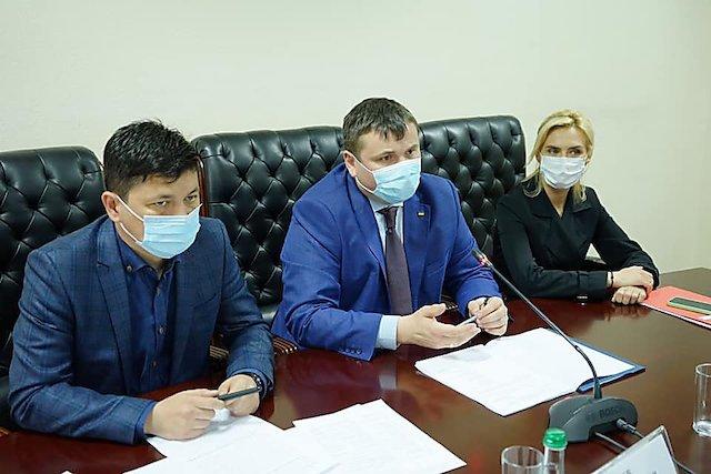 Зеленский поставил задачу создать индустриальный парк в Николаевском судостроительном заводе
