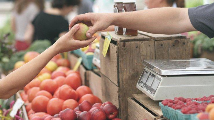 Цены на продукты стремительно растут