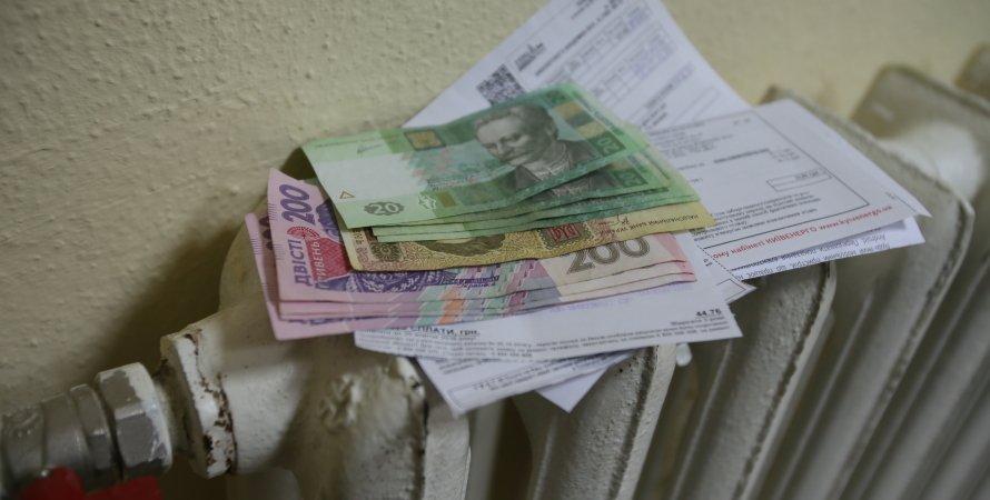 За долги по отоплению украинцам грозят массовые отключения