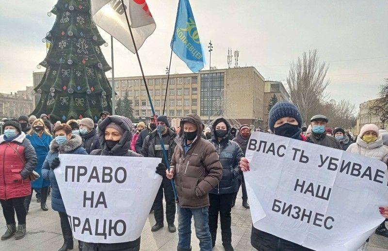 В Николаеве исполком попросил Кабмин разрешить предпринимателям работать в локдаун