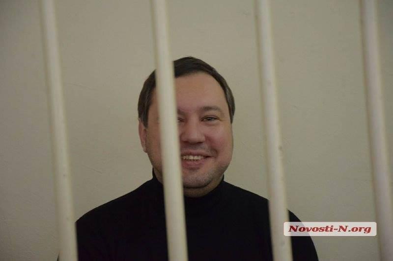 В Николаевском СИЗО при загадочных обстоятельствах умер Дмитрий Леонов