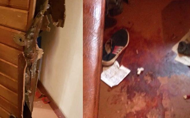 В Корабельном районе мужчина женщине нанес ножевые ранения и скрылся с места преступления
