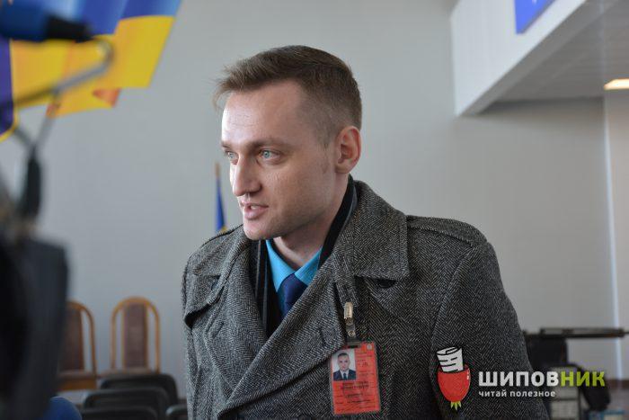 В Николаеве в собственной квартире застрелился и.о. директора аэропорта Волошин